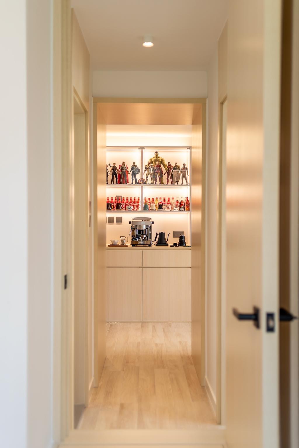 簡約, 私家樓, 客廳, 南豐新邨, 室內設計師, Deco Farmer Studio