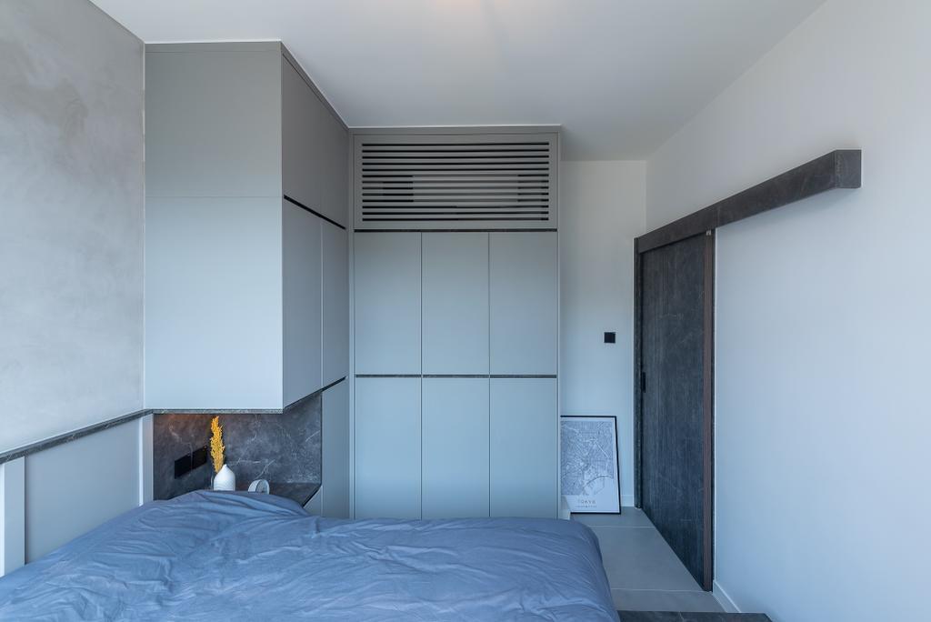 摩登, 私家樓, 睡房, 觀海樓, 室內設計師, Deco Farmer Studio