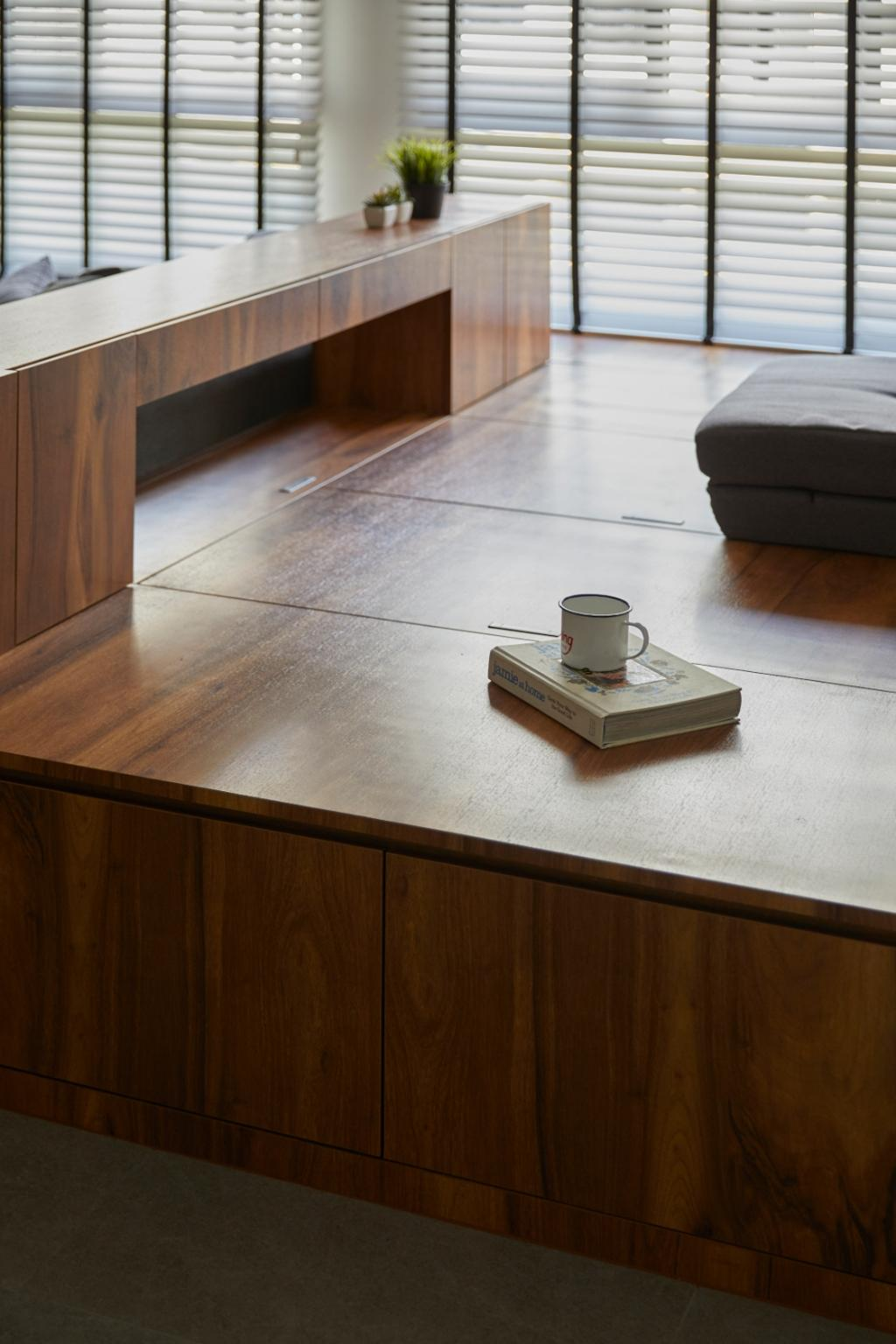 Contemporary, HDB, Study, Bukit Batok Street 41, Interior Designer, Carpenters 匠, Scandinavian