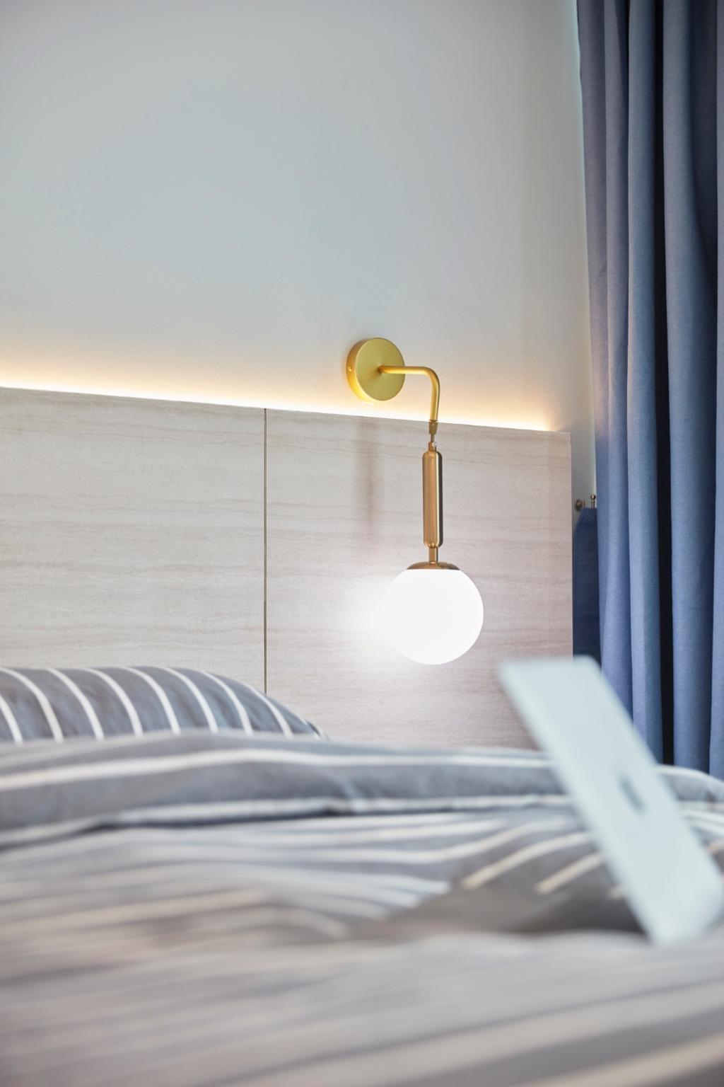 Modern, Condo, Bedroom, Ripple Bay, Interior Designer, Carpenters 匠