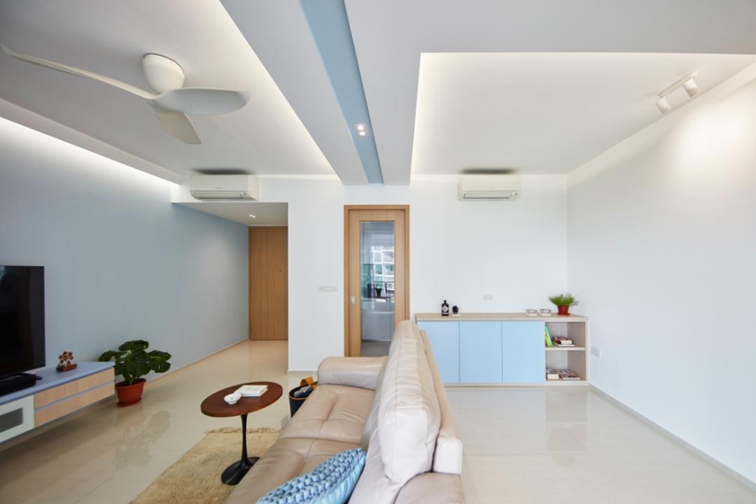 Ripple bay Living Room Interior Design 9
