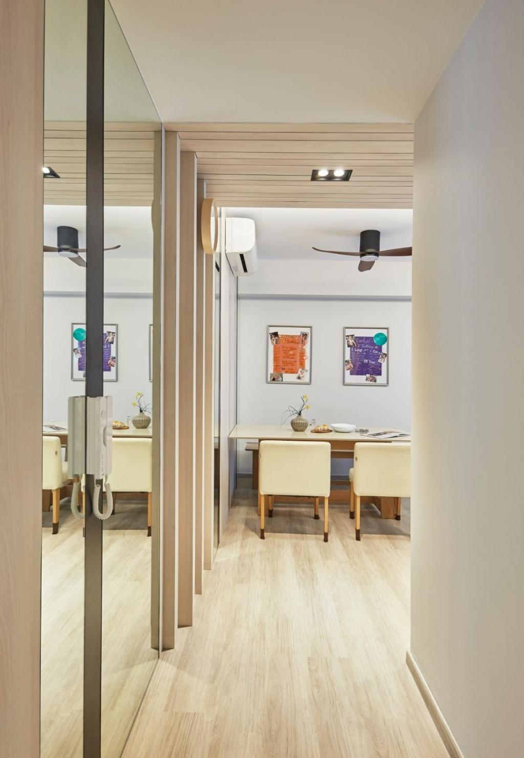 Modern, Condo, Dining Room, Hundred Palms Residences, Interior Designer, Carpenters 匠, Scandinavian