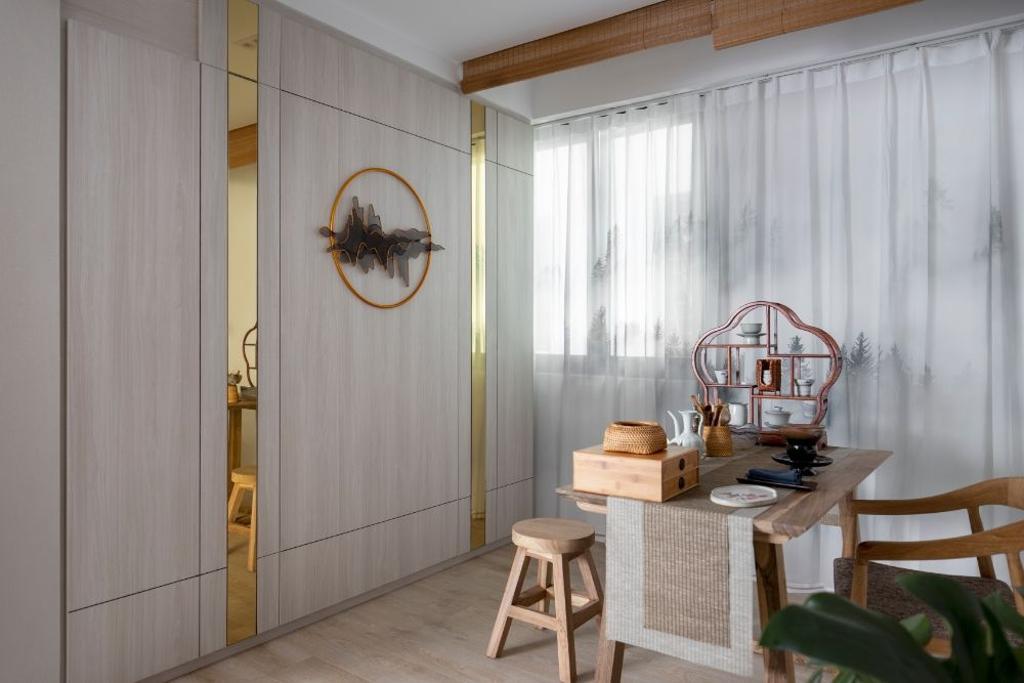 Contemporary, Condo, Regentville, Interior Designer, Carpenters 匠, Scandinavian