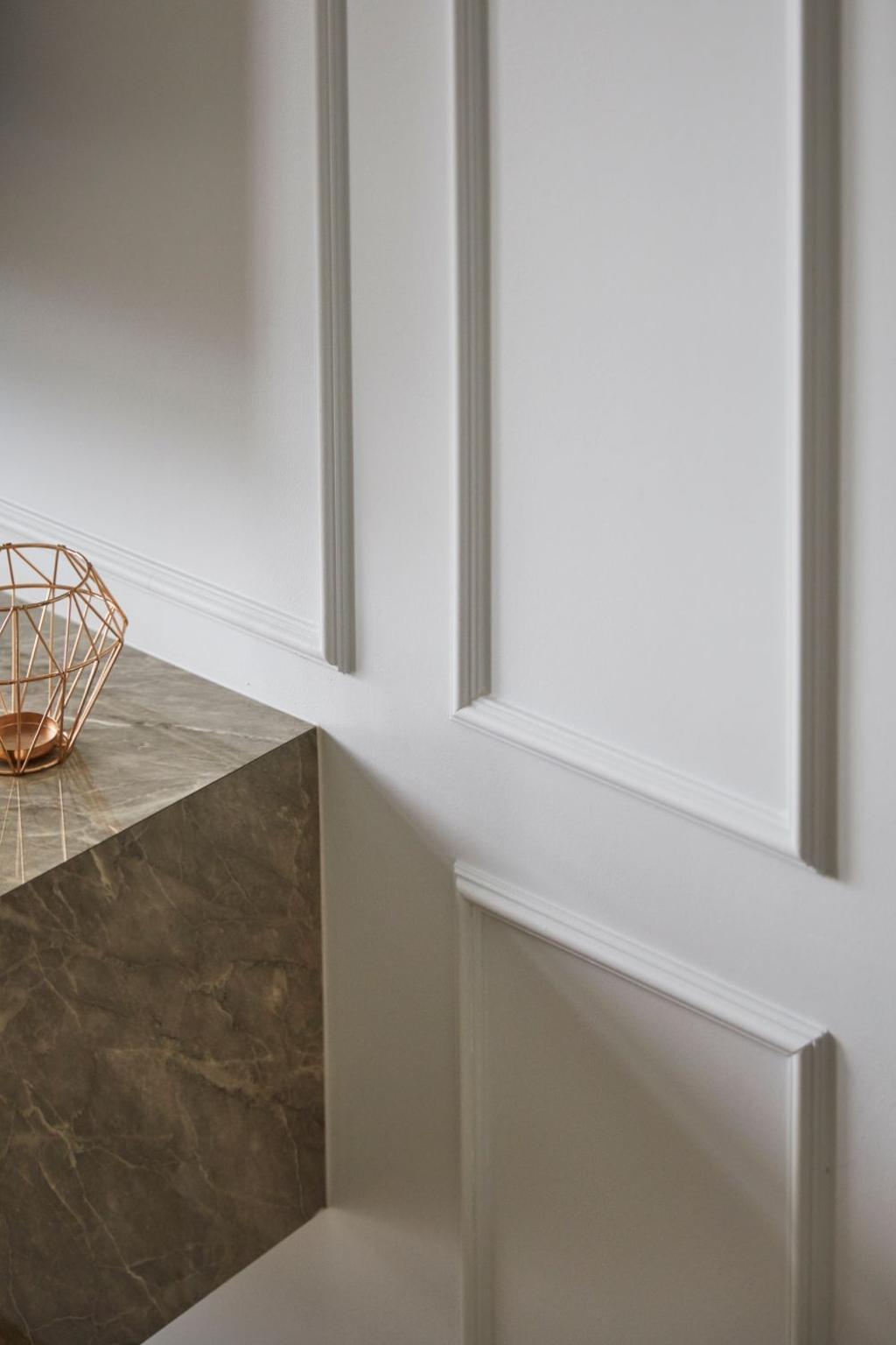 Modern, HDB, Living Room, Sengkang West Road, Interior Designer, Carpenters 匠, Contemporary