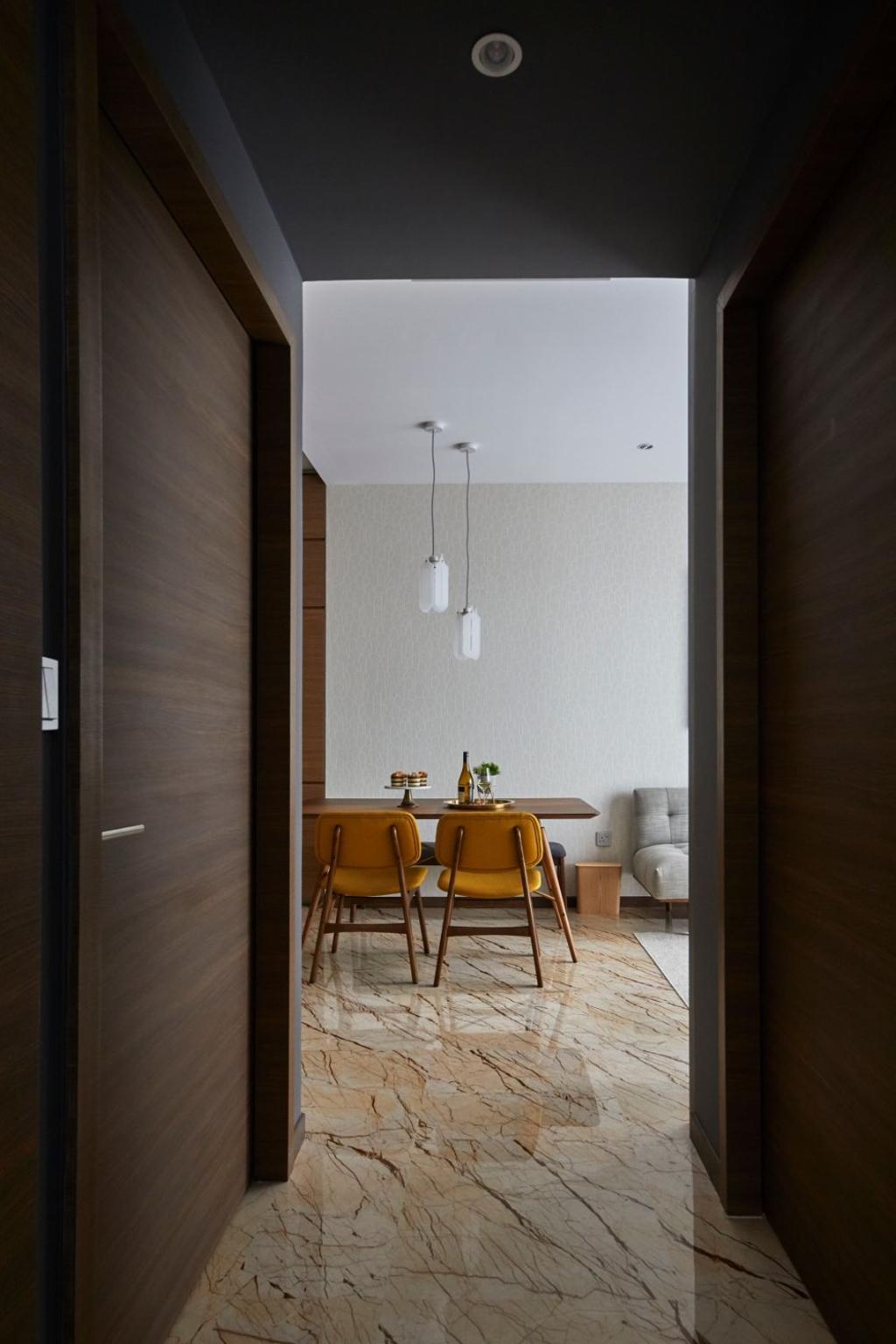Modern, Condo, Queens Peak, Interior Designer, Carpenters 匠, Contemporary