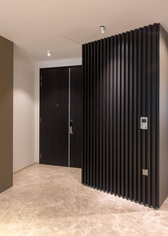 Modern, Condo, Living Room, Corals at Keppel Bay, Interior Designer, Carpenters 匠, Contemporary