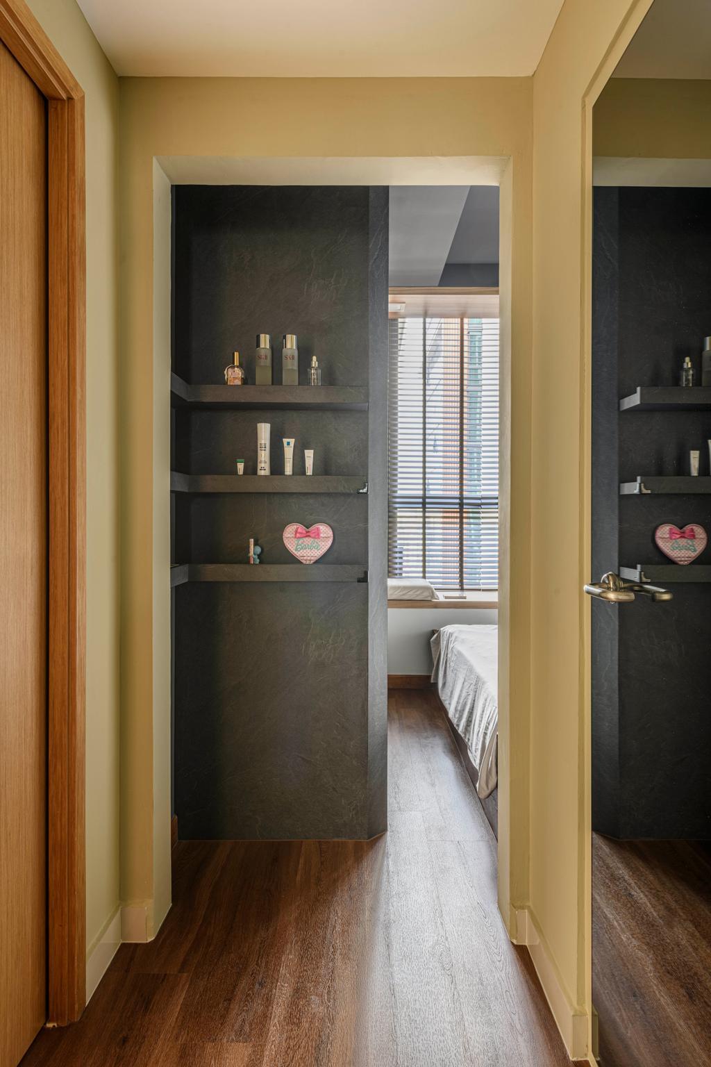 Modern, Condo, Kitchen, The Mezzo, Interior Designer, Project Guru, Eclectic