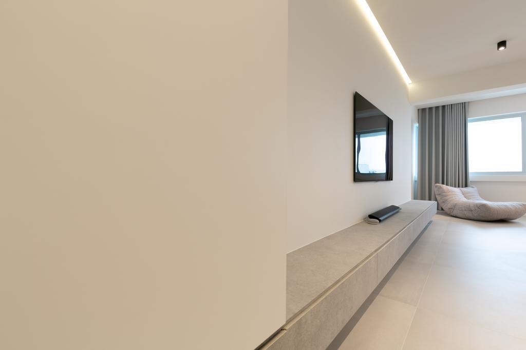 Minimalistic, HDB, Living Room, Bedok Reservoir Road, Interior Designer, Todz'Terior