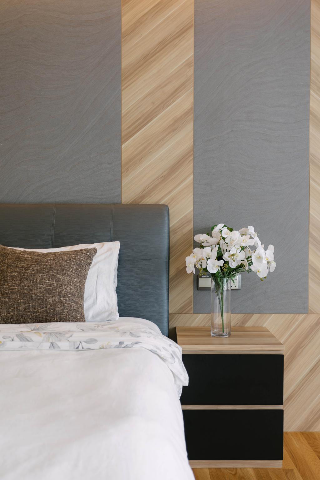 Contemporary, Landed, Bedroom, Sunrise Avenue, Interior Designer, The Orange Cube