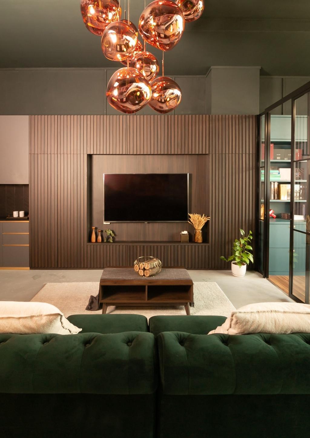 Sin Ming Lane, Commercial, Interior Designer, Honeycomb Design Studio, Contemporary