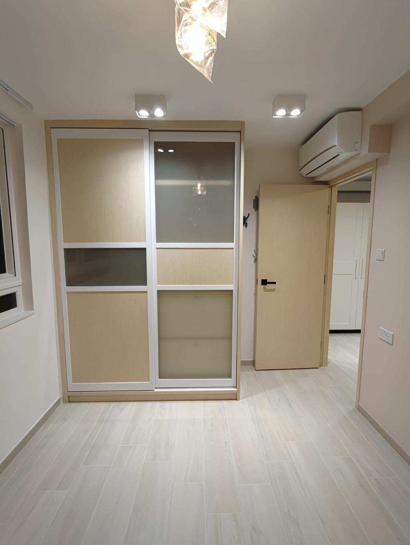 摩登, 私家樓, 睡房, Fu Yu Terrace, 室內設計師, Blue Sky Decoration Design, 當代