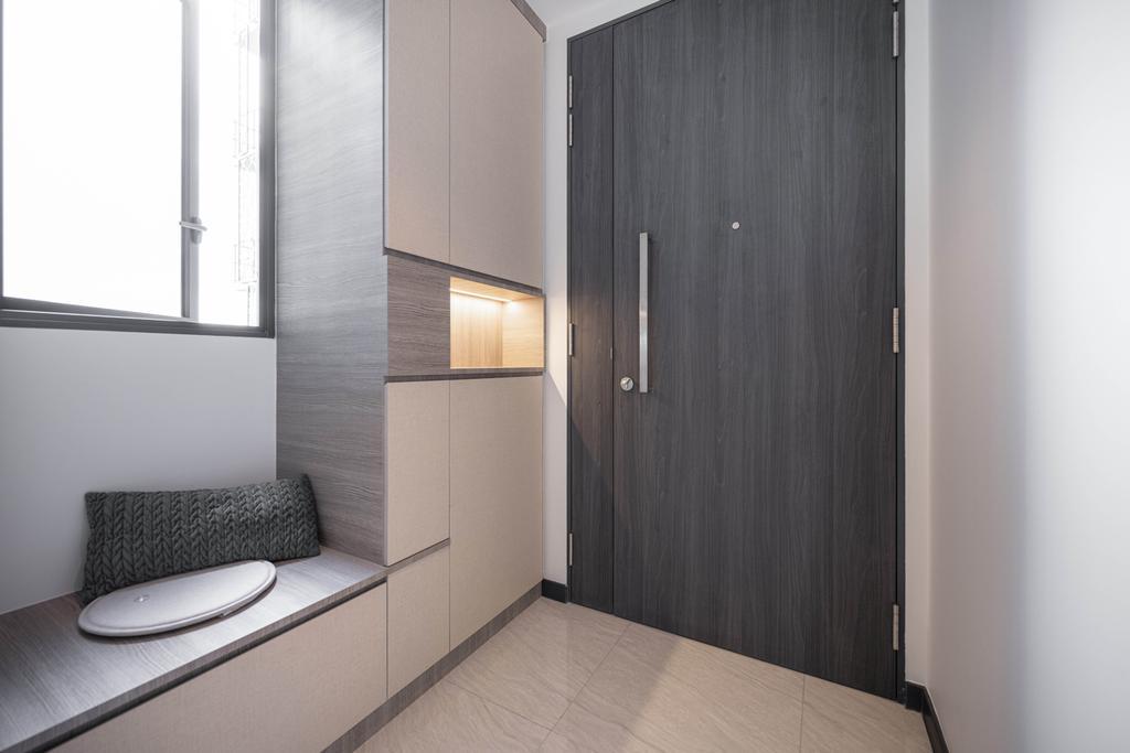 Contemporary, Condo, Gem Residences, Interior Designer, The Orange Cube, Scandinavian