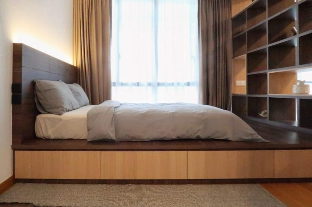 Scandinavian, Condo, Marina One Residences, Interior Designer, The Orange Cube