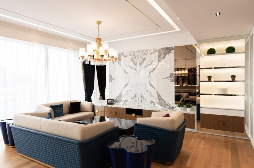 Contemporary, Condo, Living Room, Hilltops, Interior Designer, The Orange Cube