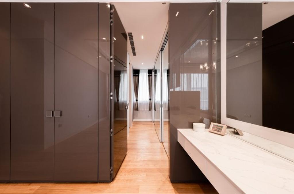 Contemporary, Condo, Bedroom, Hilltops, Interior Designer, The Orange Cube