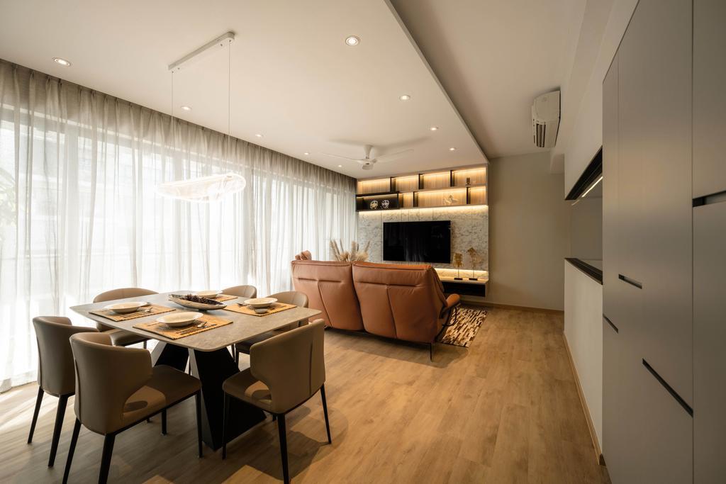 Contemporary, Condo, The Gale, Interior Designer, The Orange Cube, Scandinavian