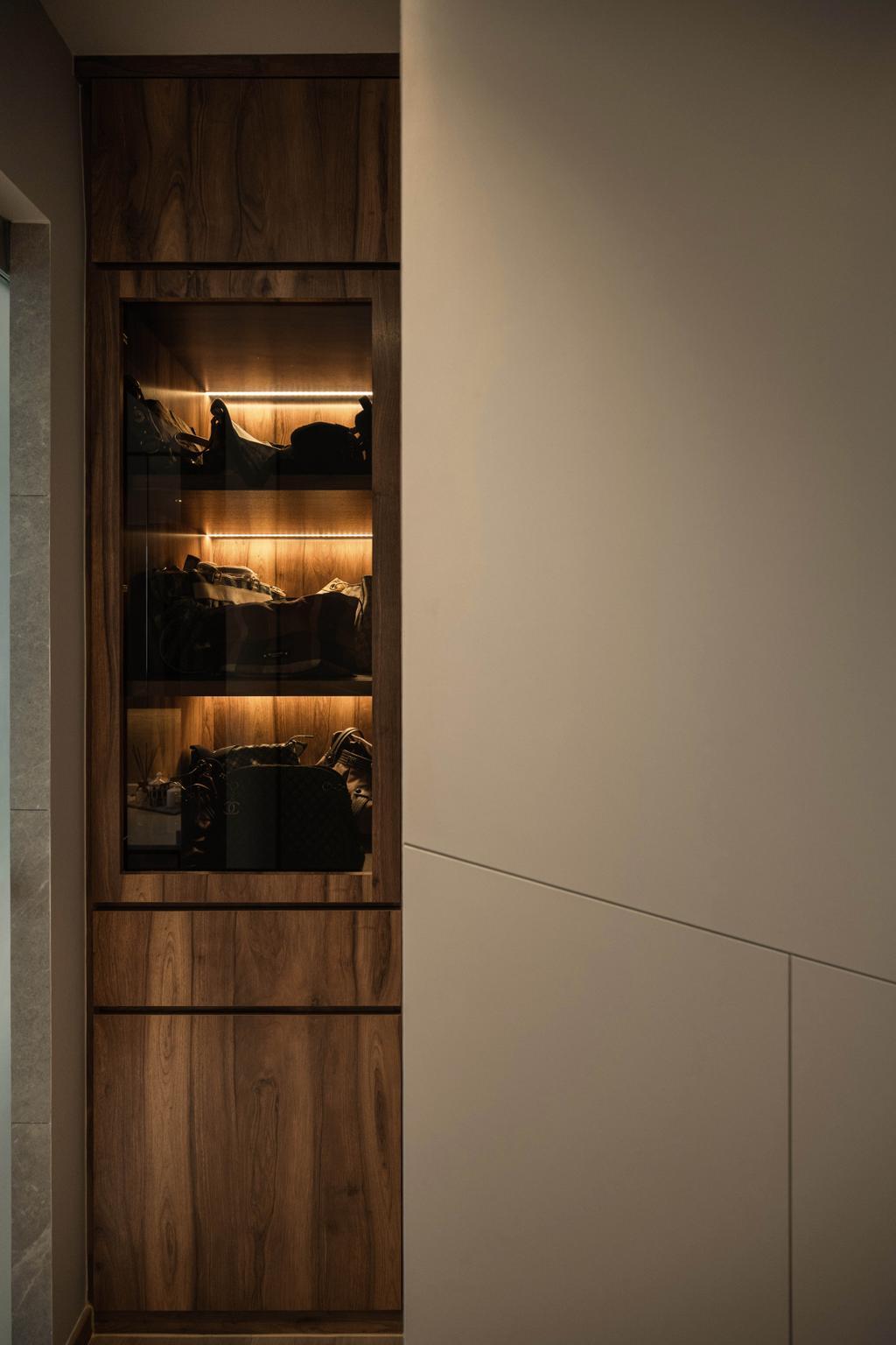 Contemporary, Condo, Bedroom, The Gale, Interior Designer, The Orange Cube, Scandinavian