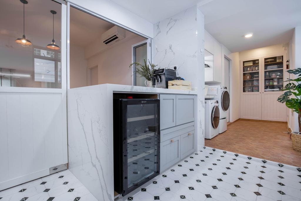 Modern, Condo, Kitchen, Avila Gardens, Interior Designer, Posh Home, Scandinavian
