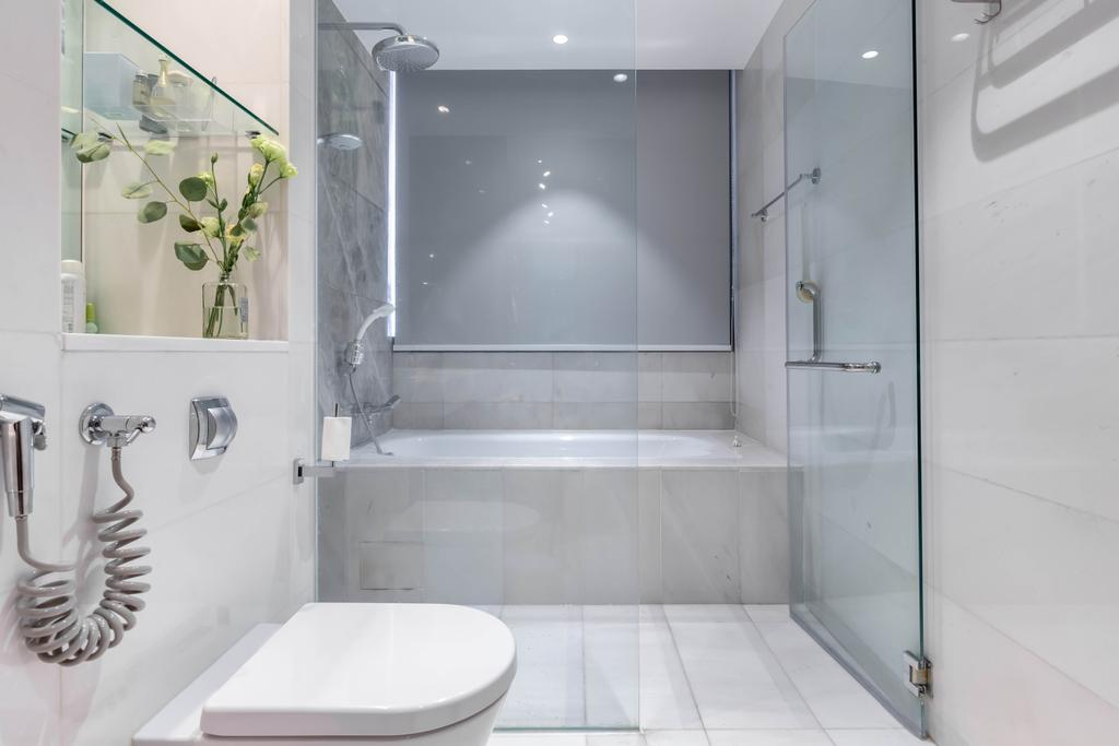 Modern, Landed, Bathroom, Hillcrest Road, Interior Designer, APH Projects, Contemporary