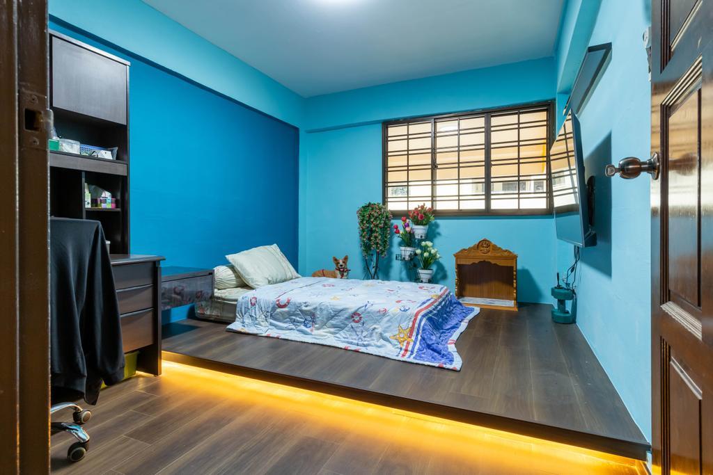 Modern, HDB, Hougang Avenue 2, Interior Designer, The Interior Place