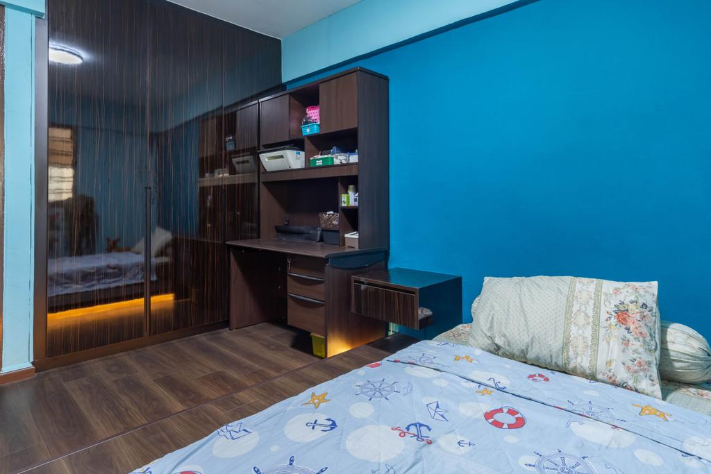 Modern, HDB, Study, Hougang Avenue 2, Interior Designer, The Interior Place