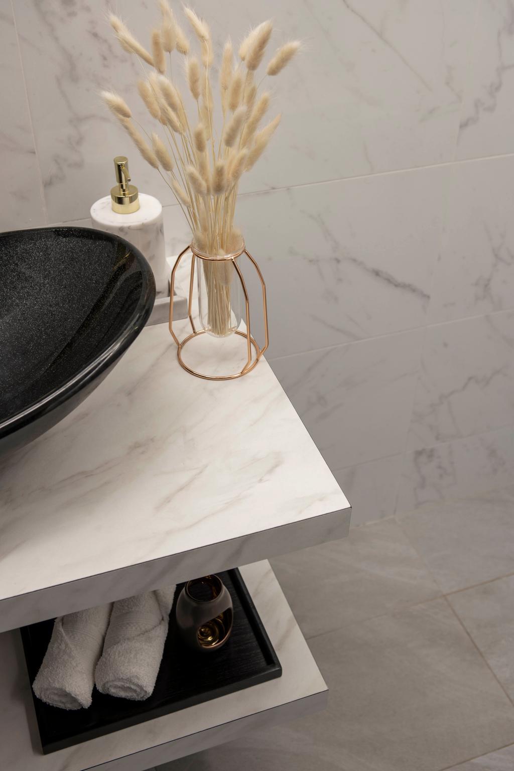 Contemporary, HDB, Bathroom, Yishun Street 42, Interior Designer, Aestherior