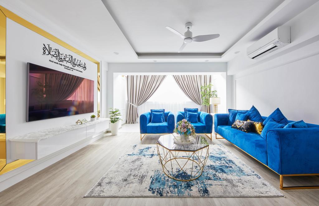 Yishun Street 61 by MET Interior