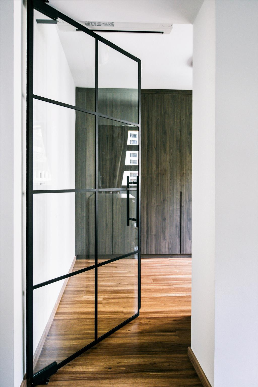Contemporary, HDB, Bedroom, Bukit Batok West, Interior Designer, Third Paragraph, Scandinavian