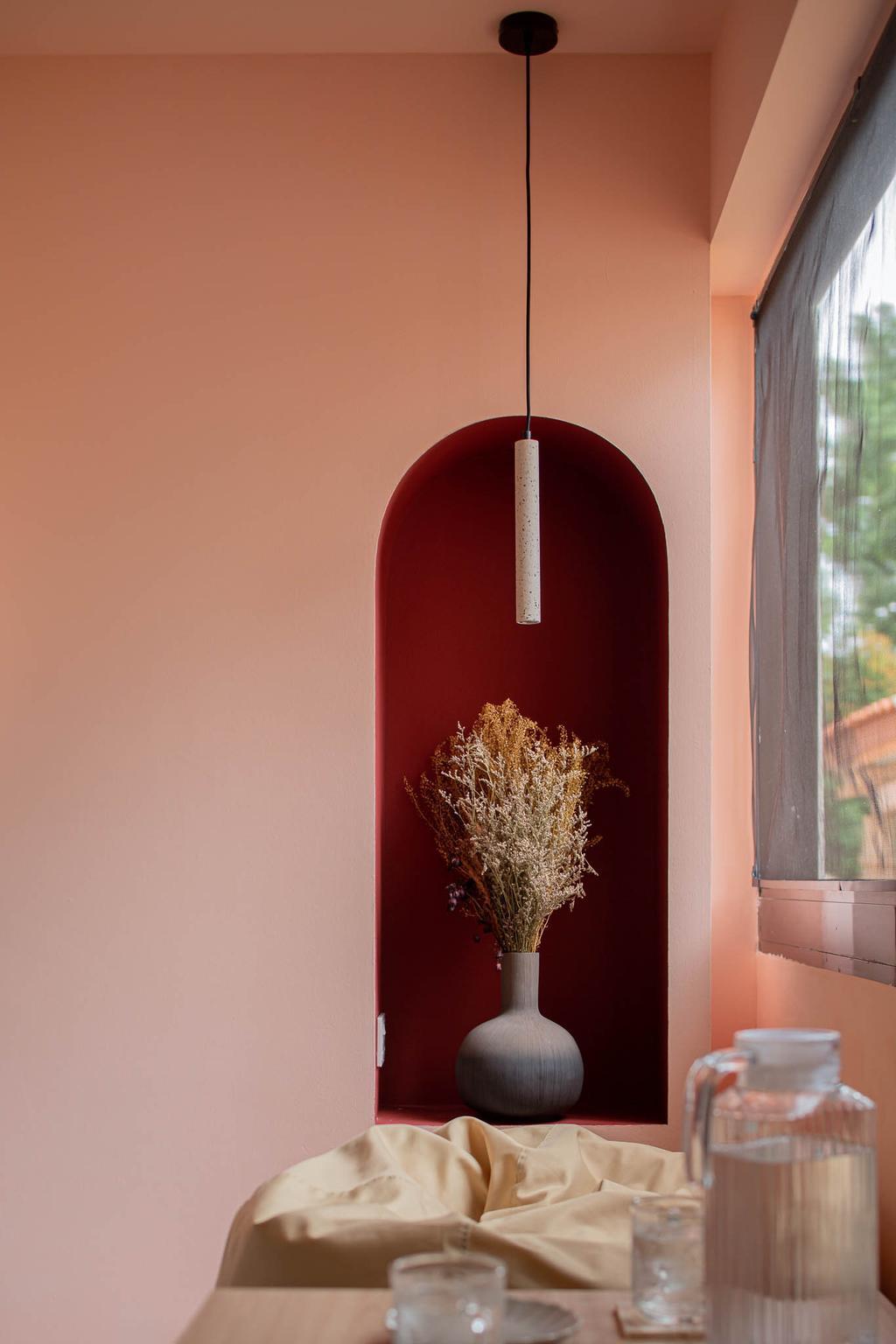 Scandinavian, HDB, Balcony, Ang Mo Kio Avenue 1, Interior Designer, Insight.Out Studio, Minimalistic