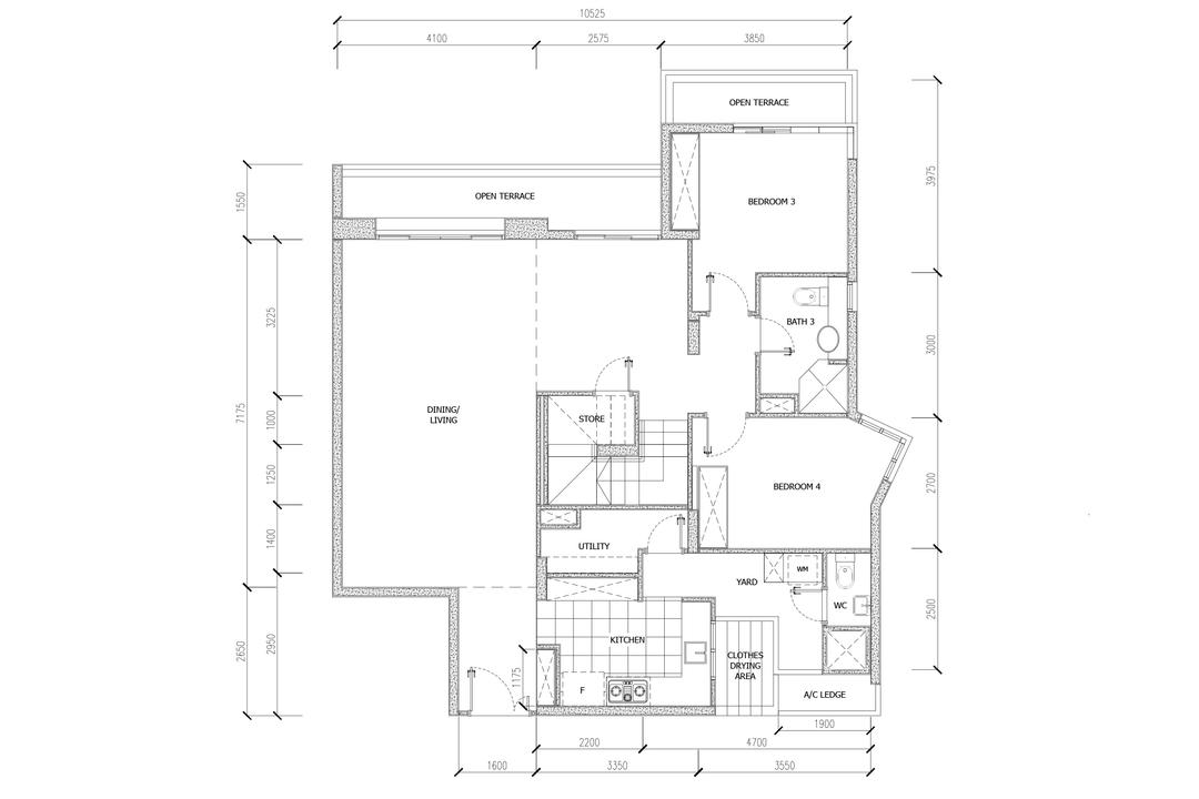 Woodlands condominium renovation Singapore