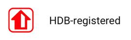 HDB-registered