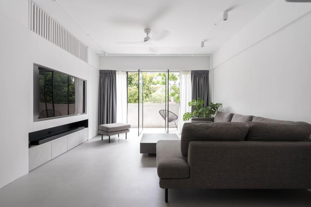 Hougang Avenue 8 by Toke & Chen