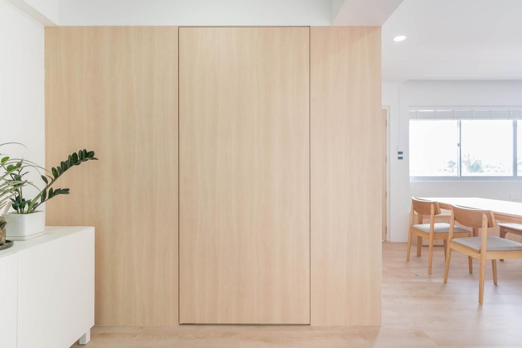 Scandinavian, HDB, Living Room, Ang Mo Kio Street 32, Interior Designer, Toke & Chen