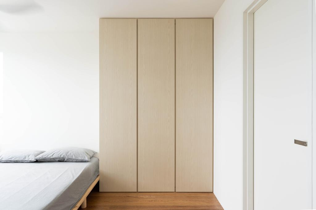 Minimalistic, HDB, Bedroom, Ang Mo Kio Street 51, Interior Designer, Toke & Chen, Scandinavian