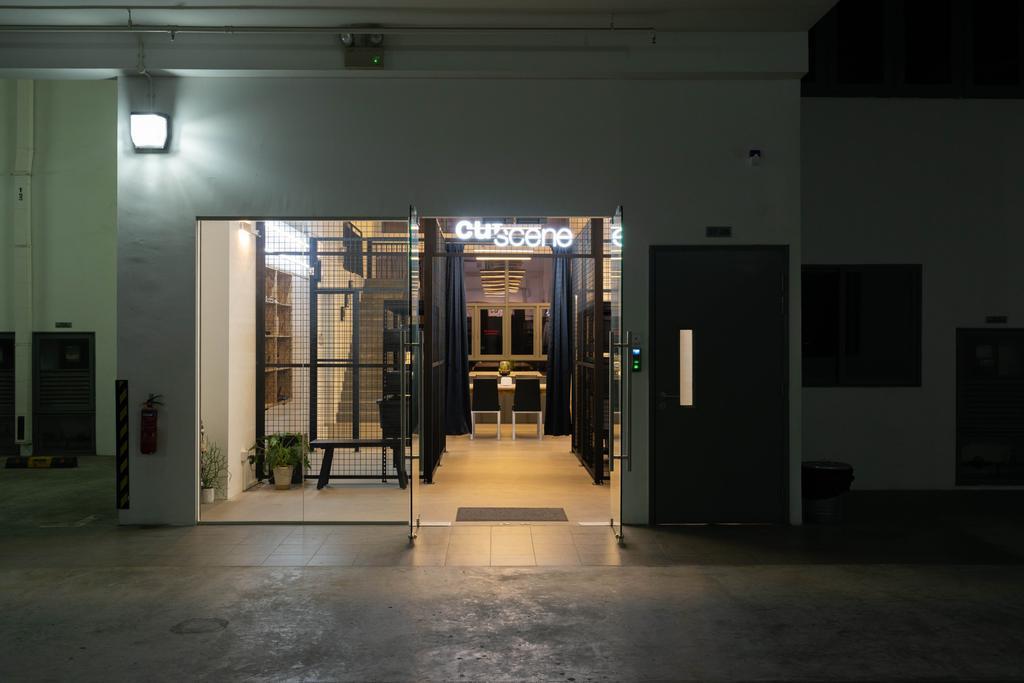 Cutscene, Commercial, Interior Designer, Toke & Chen, Industrial, Contemporary