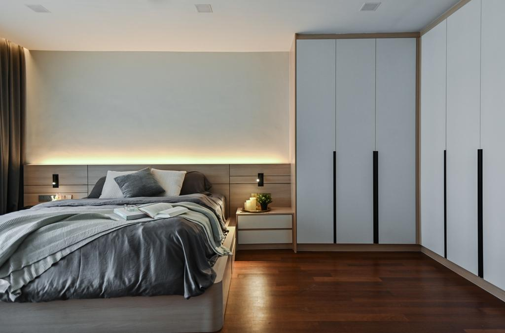 Minimalistic, Landed, TTDI, Kuala Lumpur, Interior Designer, IQI Concept Interior Design & Renovation