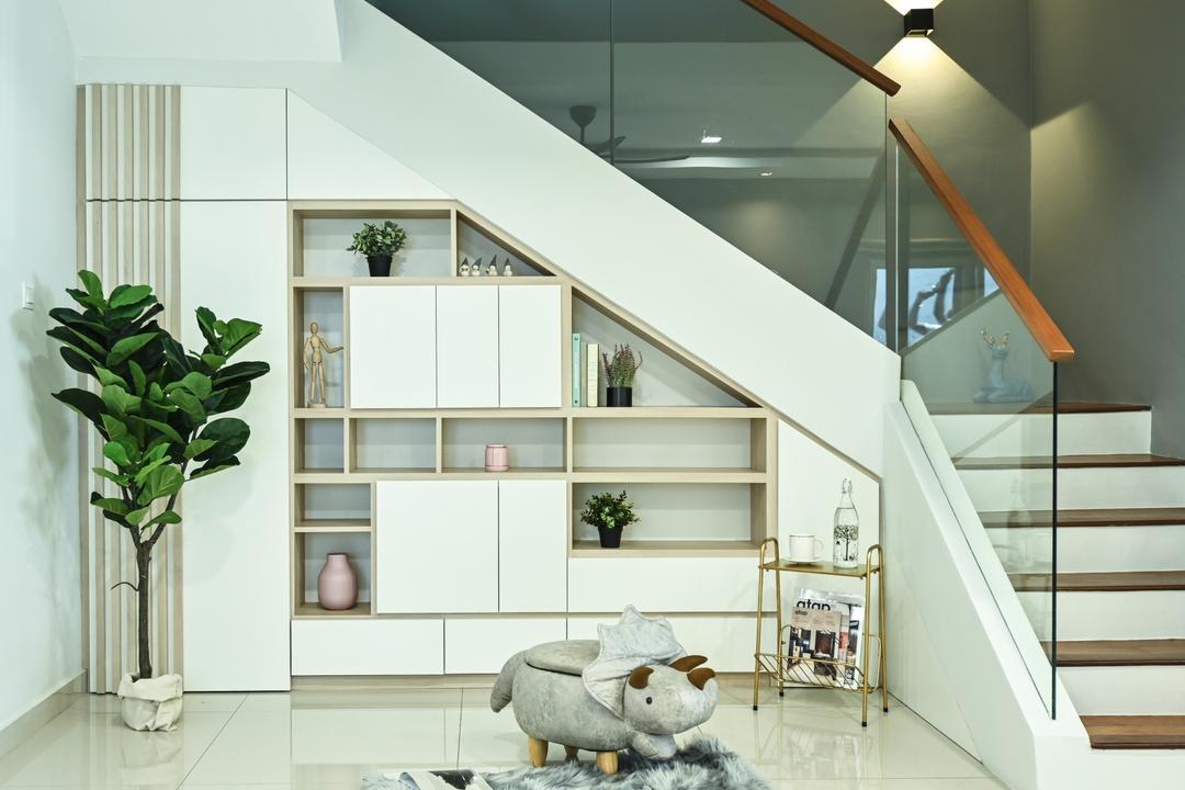 TTDI, Kuala Lumpur by IQI Concept Interior Design & Renovation