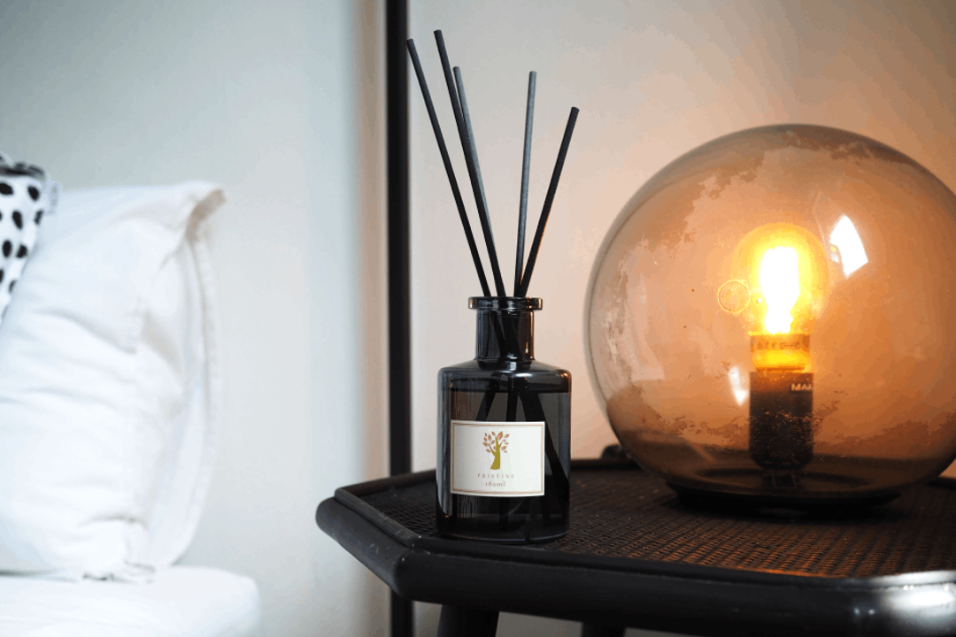 home fragrances scent up space