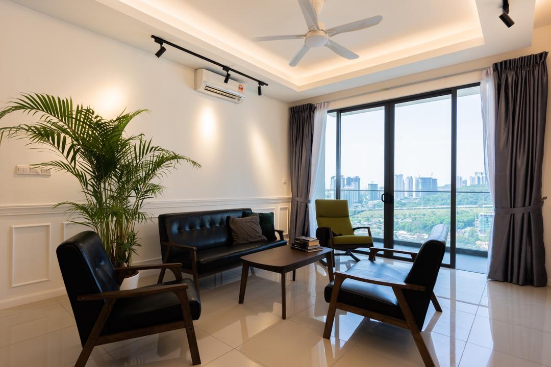 Anjali North Kiara, Kuala Lumpur by MKR Studio Sdn. Bhd.