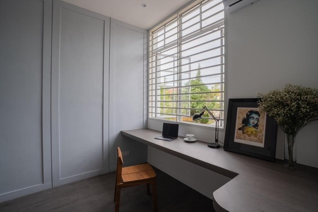 Contemporary, Landed, Cheras Vista, KL, Interior Designer, MKR Studio Sdn. Bhd.