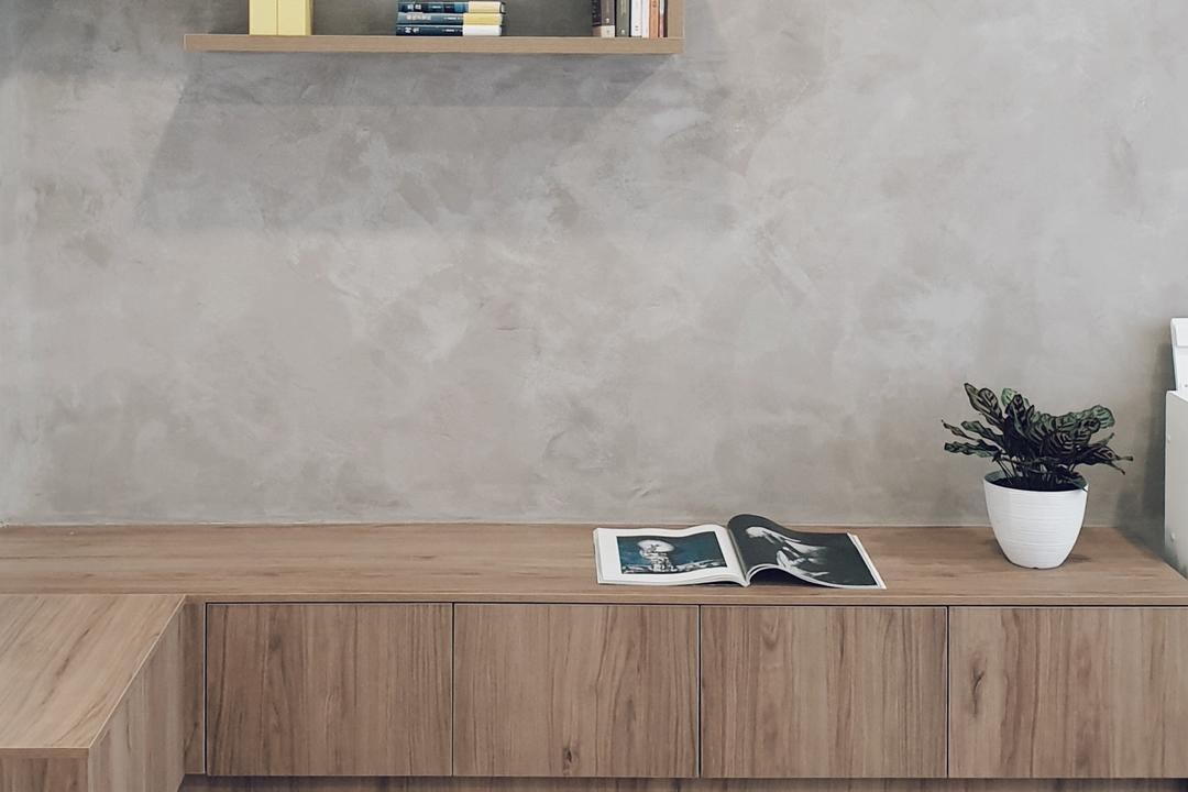 Sierra 6, 16 Sierra, Josh Thompson Interiors, Modern, Minimalistic, Study, Landed