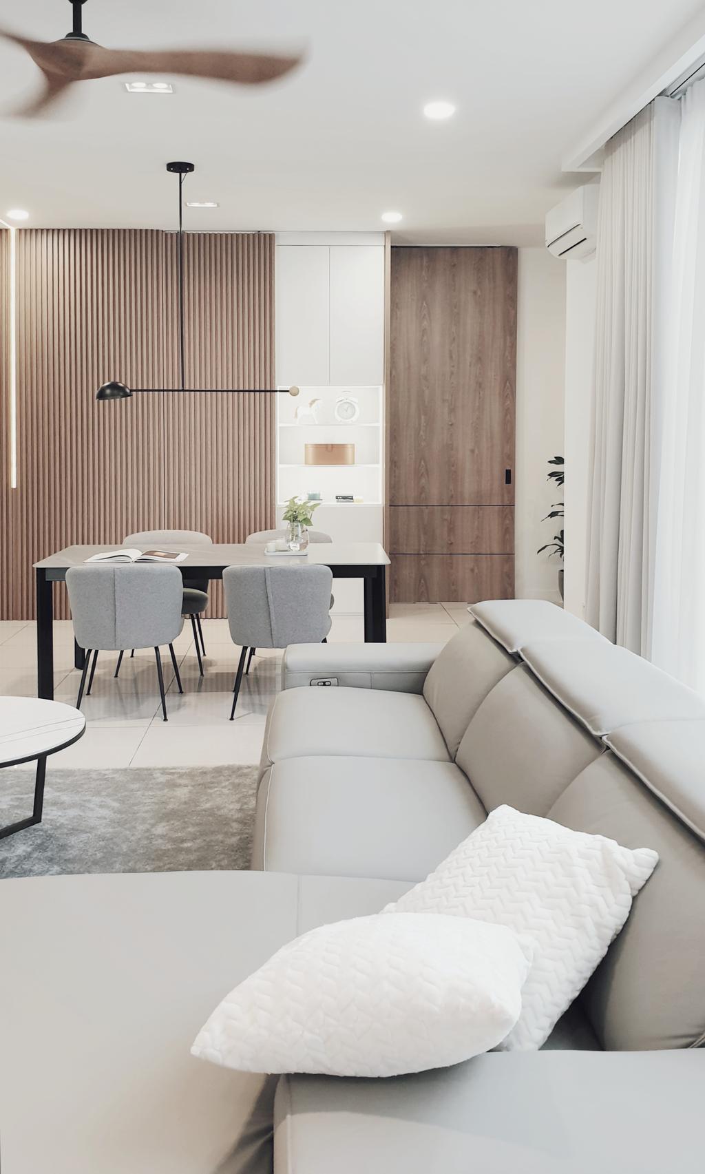 Modern, Landed, Dining Room, Sierra 6, 16 Sierra, Interior Designer, Josh Thompson Interiors, Minimalistic