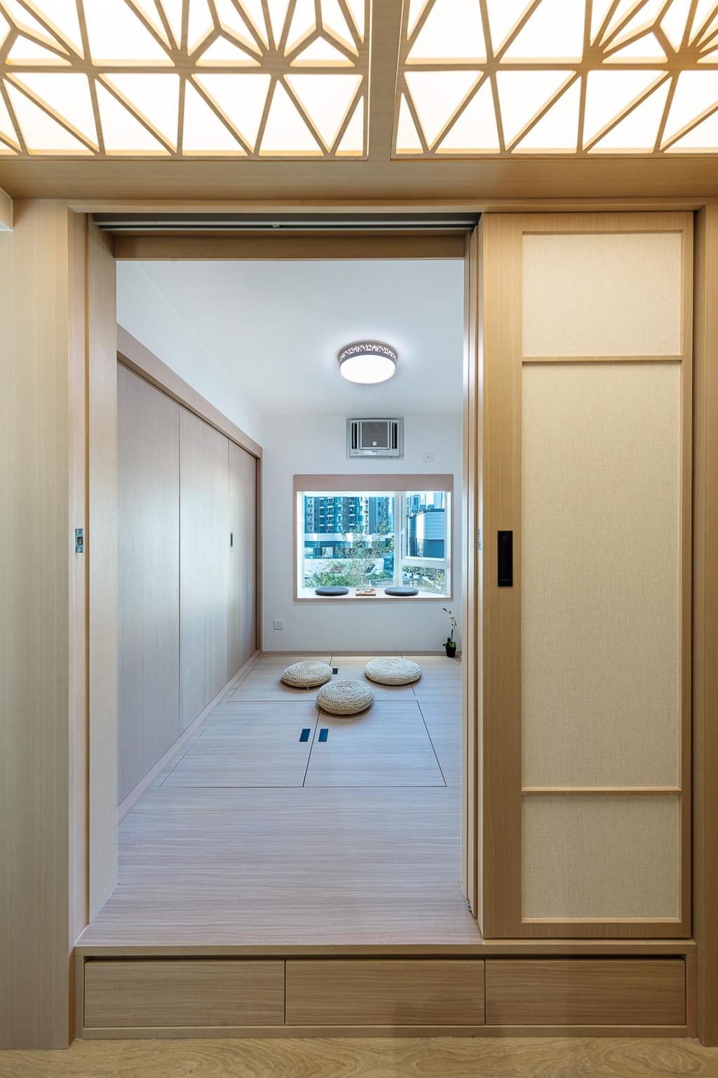 簡約, 私家樓, 海灣花園, 室內設計師, am PLUS, 當代