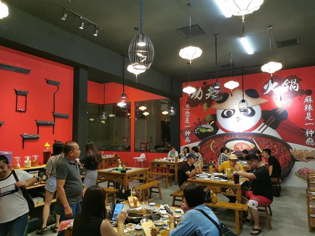 Kung fu Hotpot, Sri Petaling, Commercial, Interior Designer, Renoguys, Modern