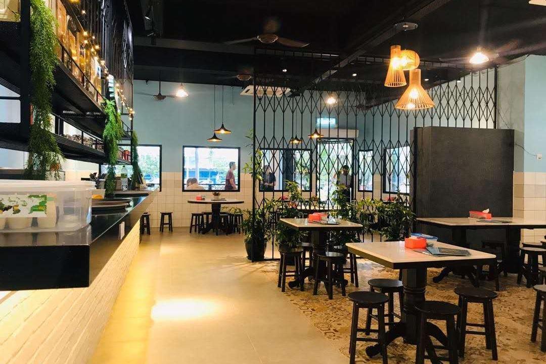Tubs & Co Restaraunt, USJ Subang Jaya