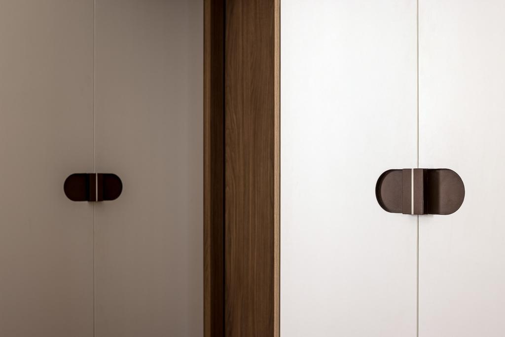 Contemporary, HDB, Bedroom, Dover Parkview, Interior Designer, Anhans Interior Design