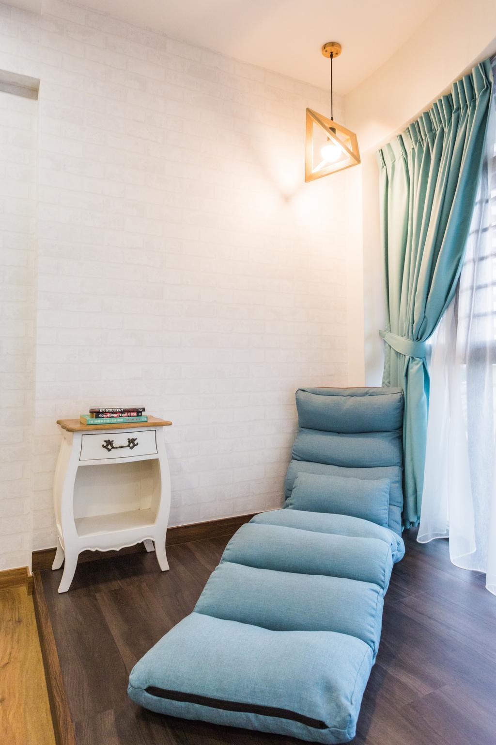 Modern, HDB, Living Room, Redhill, Interior Designer, Ataz Haus Interior Design, Contemporary