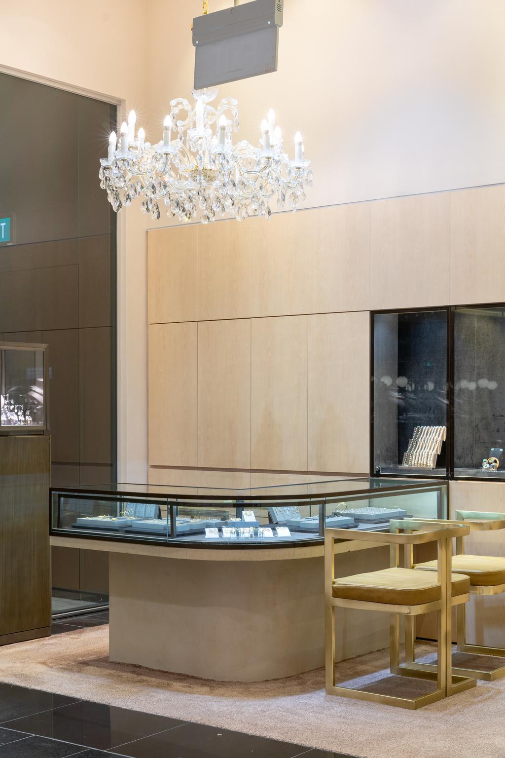 Asian Artistry, Commercial, Interior Designer, Toke & Chen, Modern, Contemporary