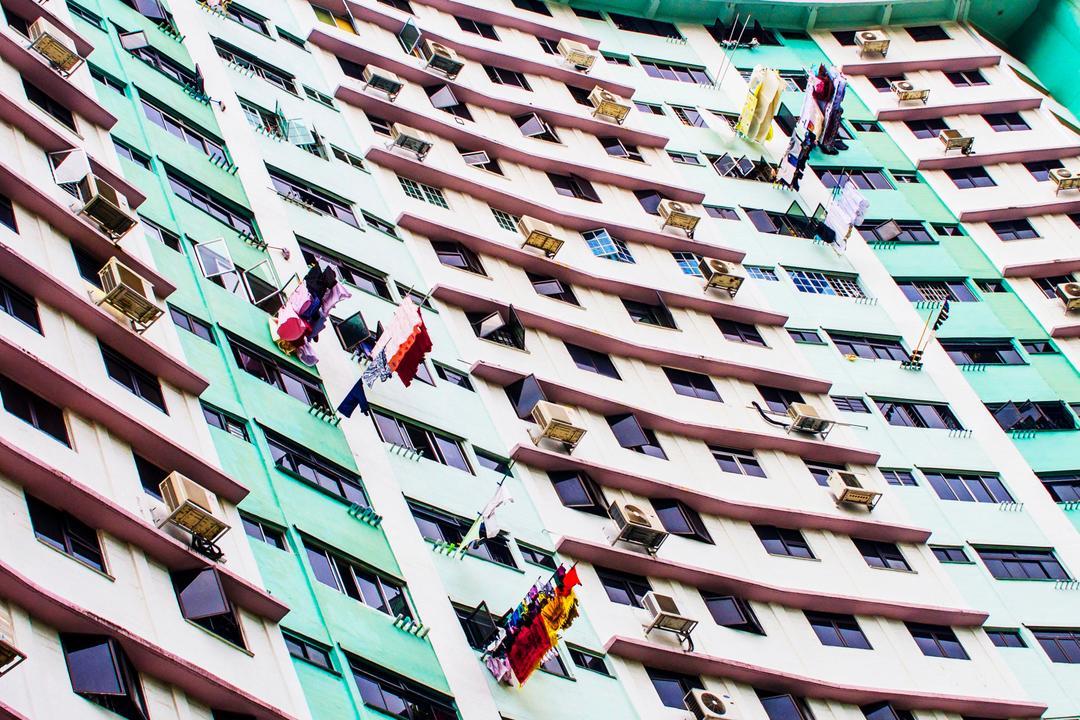 Singapore renovation 4-room flat Queensway