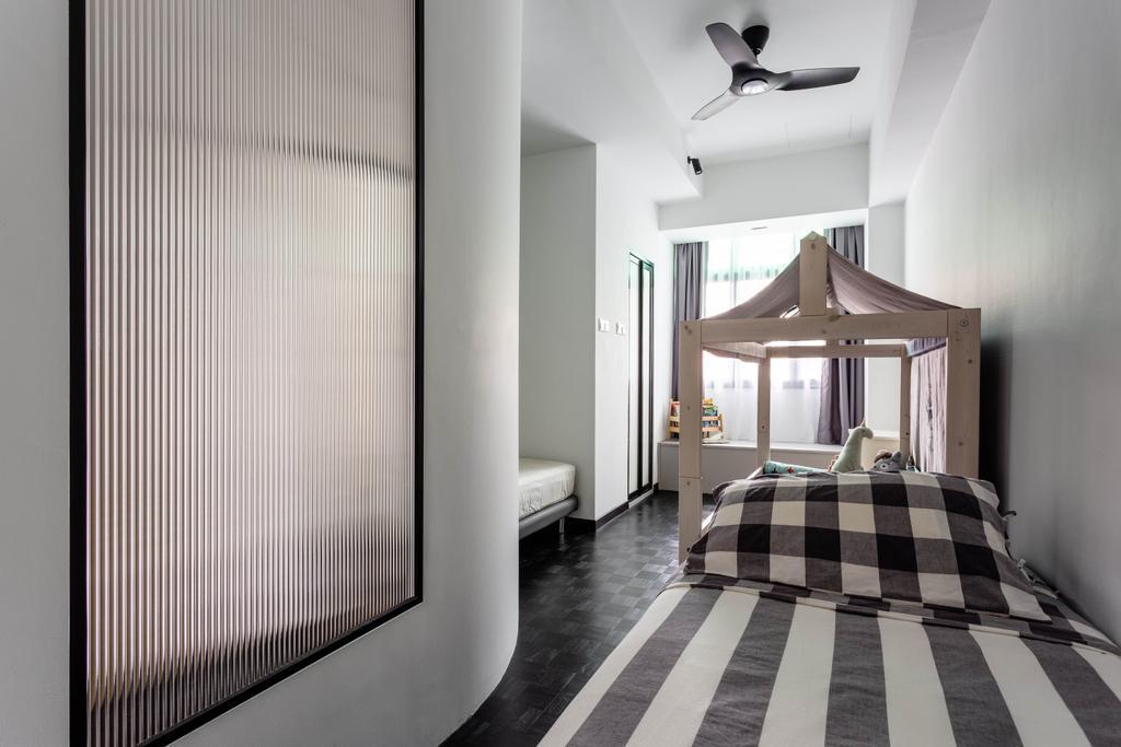 Modern, Landed, Bedroom, Wolskel Road, Interior Designer, Habit, Contemporary